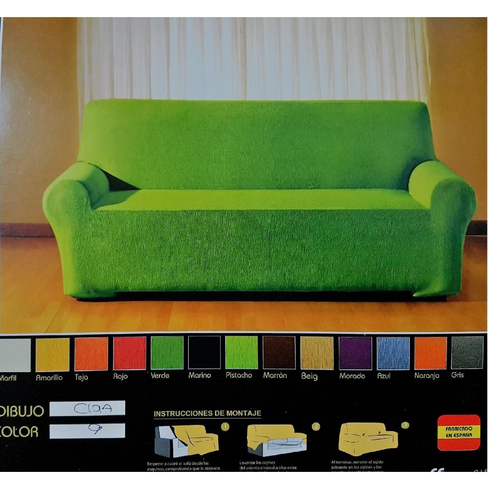 Fundas de sofa ajustables textil hogar payma - Fundas sofas ajustables ...