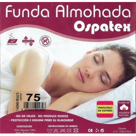 Protector almohada impermeable transpirable